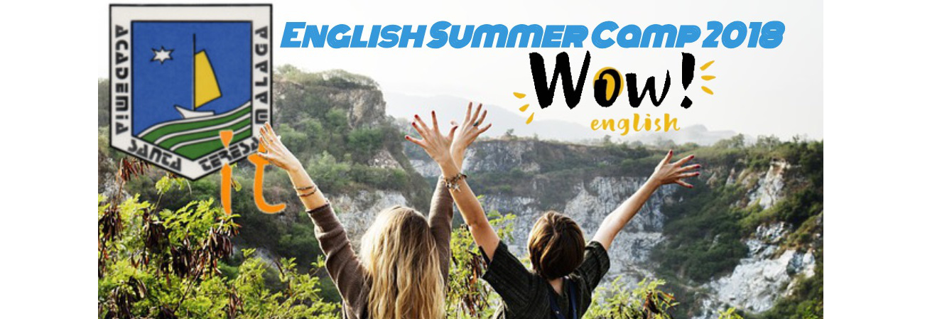 WOW English Summer Camp 2018